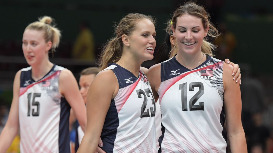 How To Watch Women S Olympic Volleyball On Monday Olympic Volleyball Volleyball Usa Volleyball
