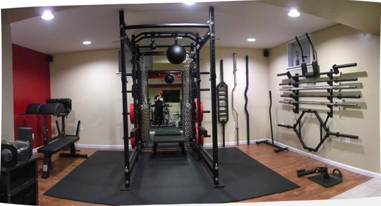 Power Rack Home Gym Google Search Garage Gym