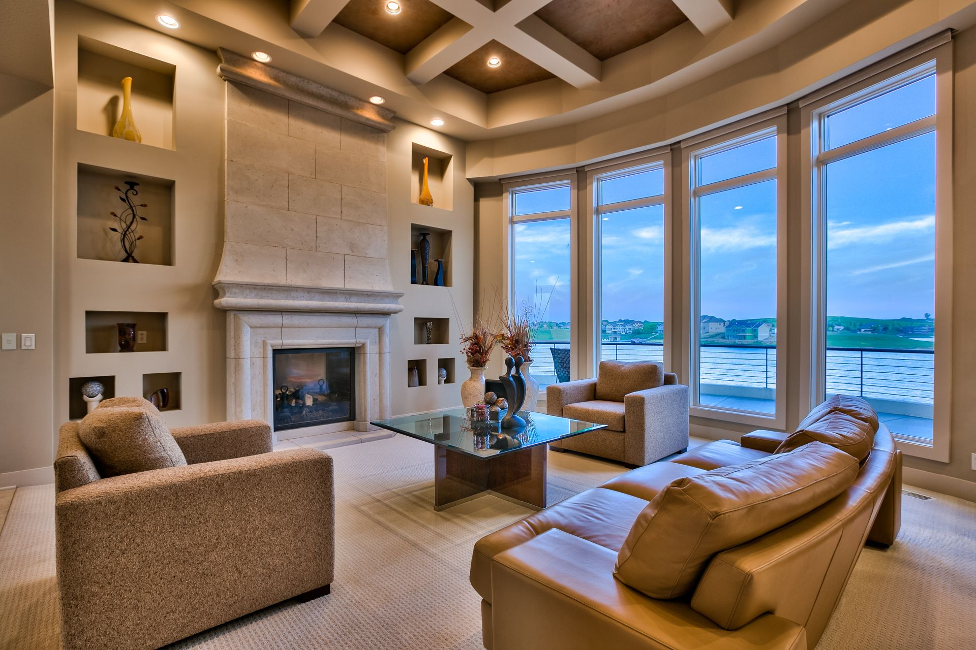 Beautiful 1 4 Million Dollar Home Located On Gorgeous Lake Bennington Find Us On Zillow At Www Zillow Com P Luxury Homes Million Dollar Rooms Crazy Houses Million dollar homes living rooms