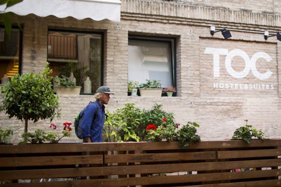 TOC Hostel (Sevilla), by @elviajero_pais