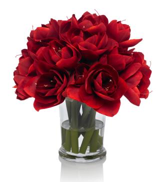 Pin by mel garner on pics words png bouquet flower - Decoration de grand vase transparent ...