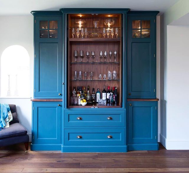 Best Time To Relax Inglis Hall Cabinetry Painted In 400 x 300