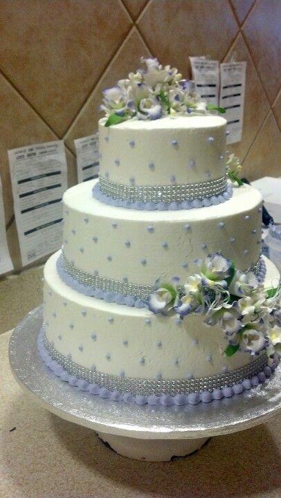 Safeway wedding cake granite bay California My Creations