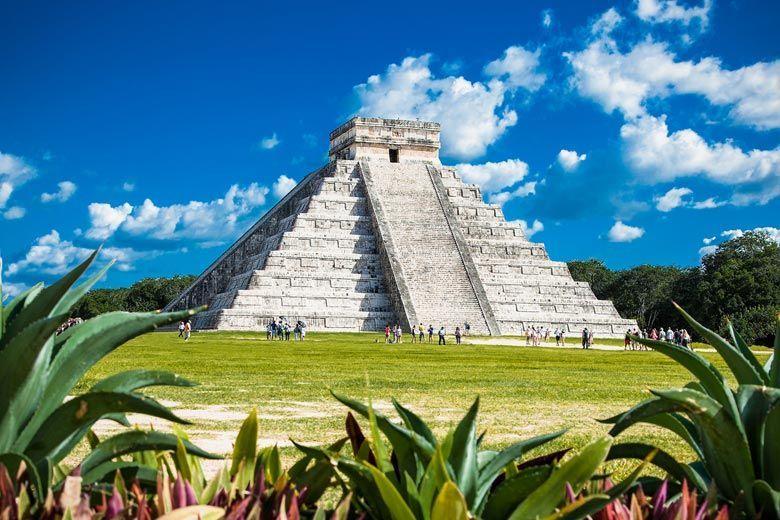 Escorted tours mexico
