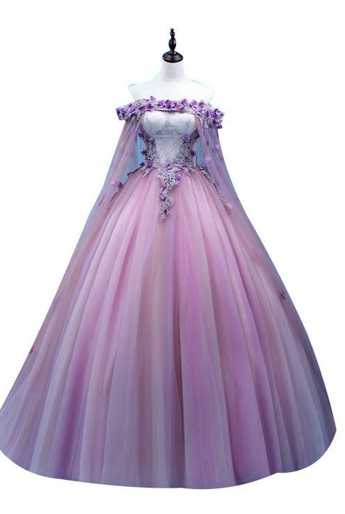 Photo of Purple Lace Boat Neck Length Party Dresses Custom Made Evening Dresses – Cent … – Dresses party – Honorable BLog