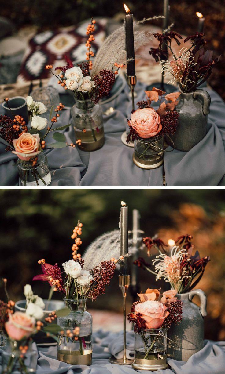 Boho Hochzeit: 40 Inspirationen zum Verlieben #fallweddingideas