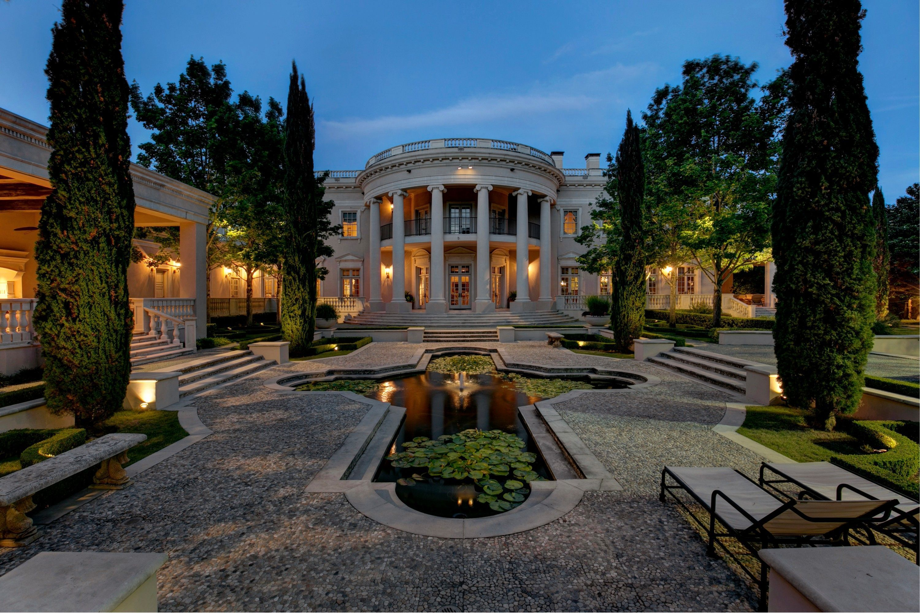 Exquisite Gated Estate That Exudes Opulence! Awesome Ideas