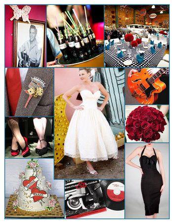 50s style wedding ideas - Google Search | Mrs.Thomas | Pinterest ...