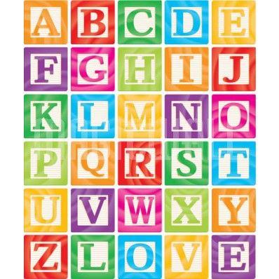 Alphabet Block Letters Printable Google Search Alphabet Wall
