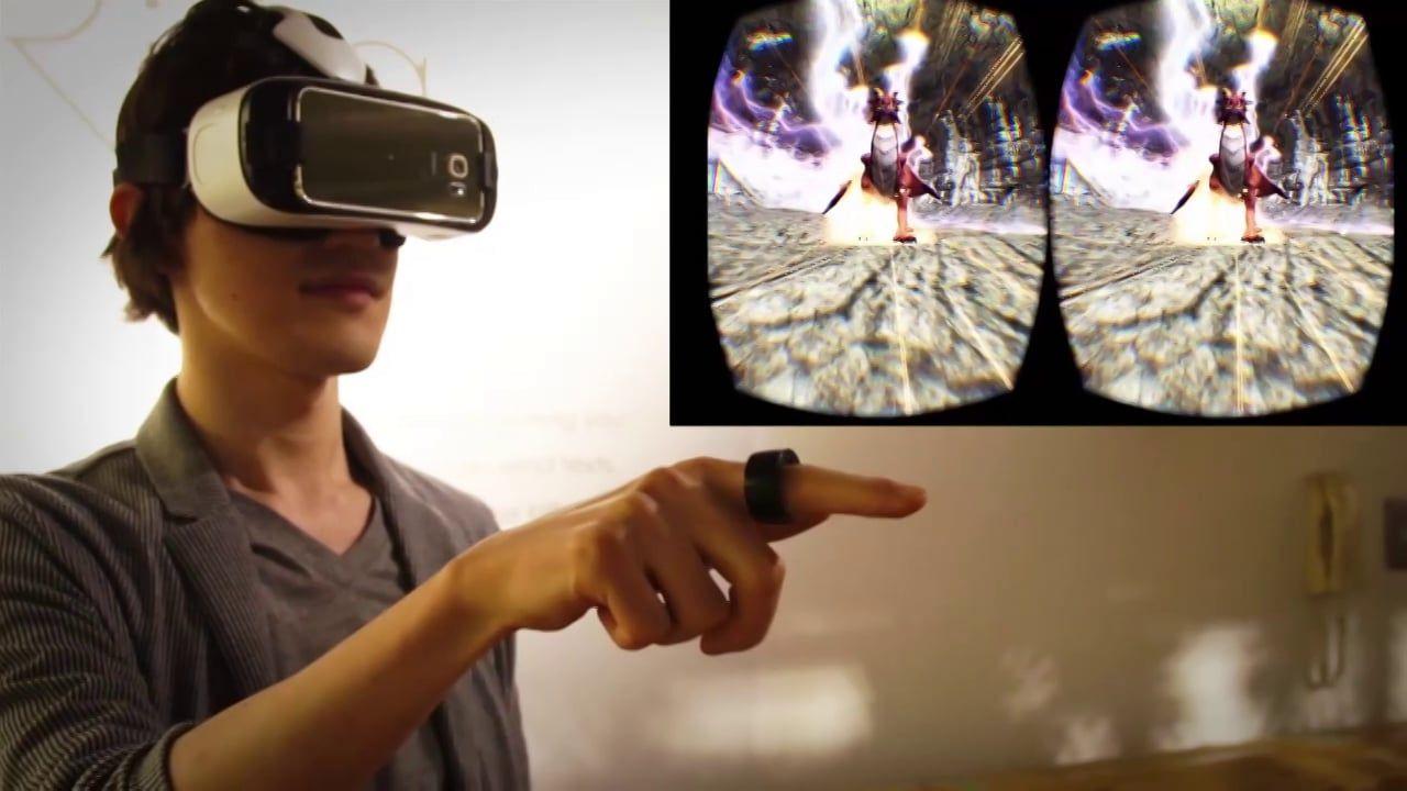 VR Control - Ring ZERO