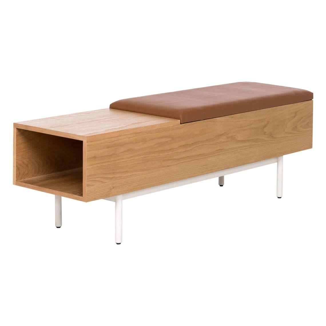 Enjoyable Wren Storage Bench Natural White In 2019 Products Inzonedesignstudio Interior Chair Design Inzonedesignstudiocom