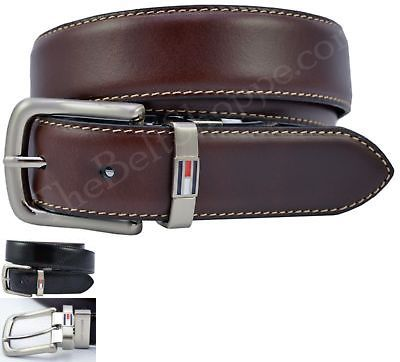 73fb018f1b0c Belts 2993  Tommy Hilfiger Men S Reversible Dress Belt - Brown Black -  11Tl08x014 -  BUY IT NOW ONLY   33.43 on  eBay  belts  tommy  hilfiger   reversible ...