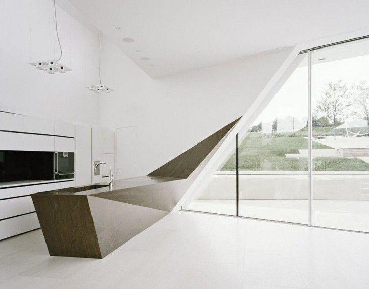 Villa Freundorf Project by A01 Architects: