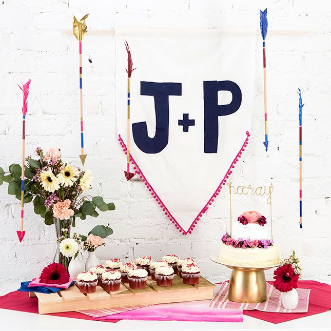 Wedding Decorations For Less: 3 Ways To Decorate Your Wedding Dessert Table For Less