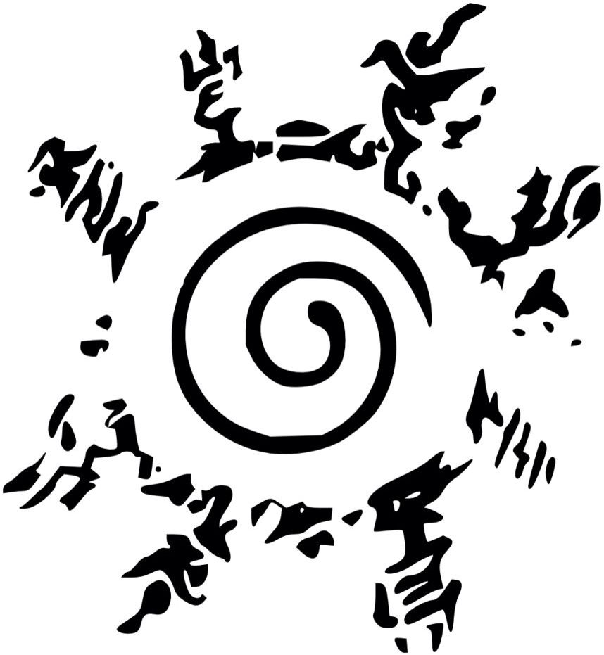 Narutos Demon Seal Might Get It On My Stomach Tattoo Megan