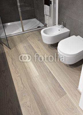 pavimento gres legno - piatto doccia bianco   Bagno   Pinterest ...