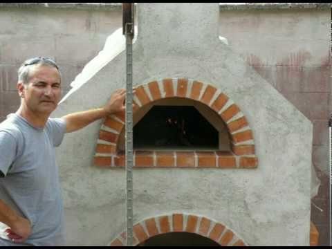 Come Costruire Un Forno A Legna Spendendo Poco идеје