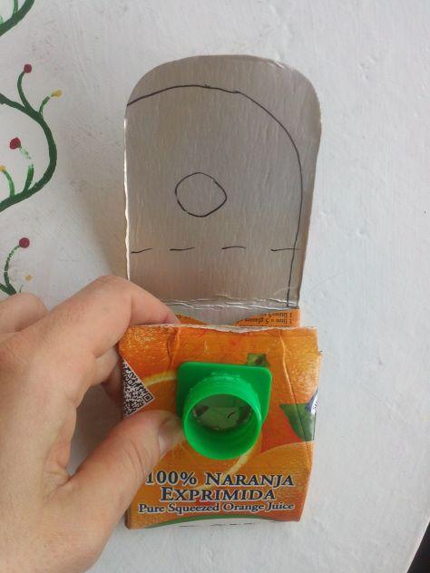 086993f4b Magia? Convertir un Brick en una billetera | Reduce-Recicla ...