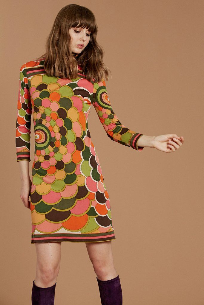d22a904f56 Baby Strange 60 s Emilio Pucci Dress