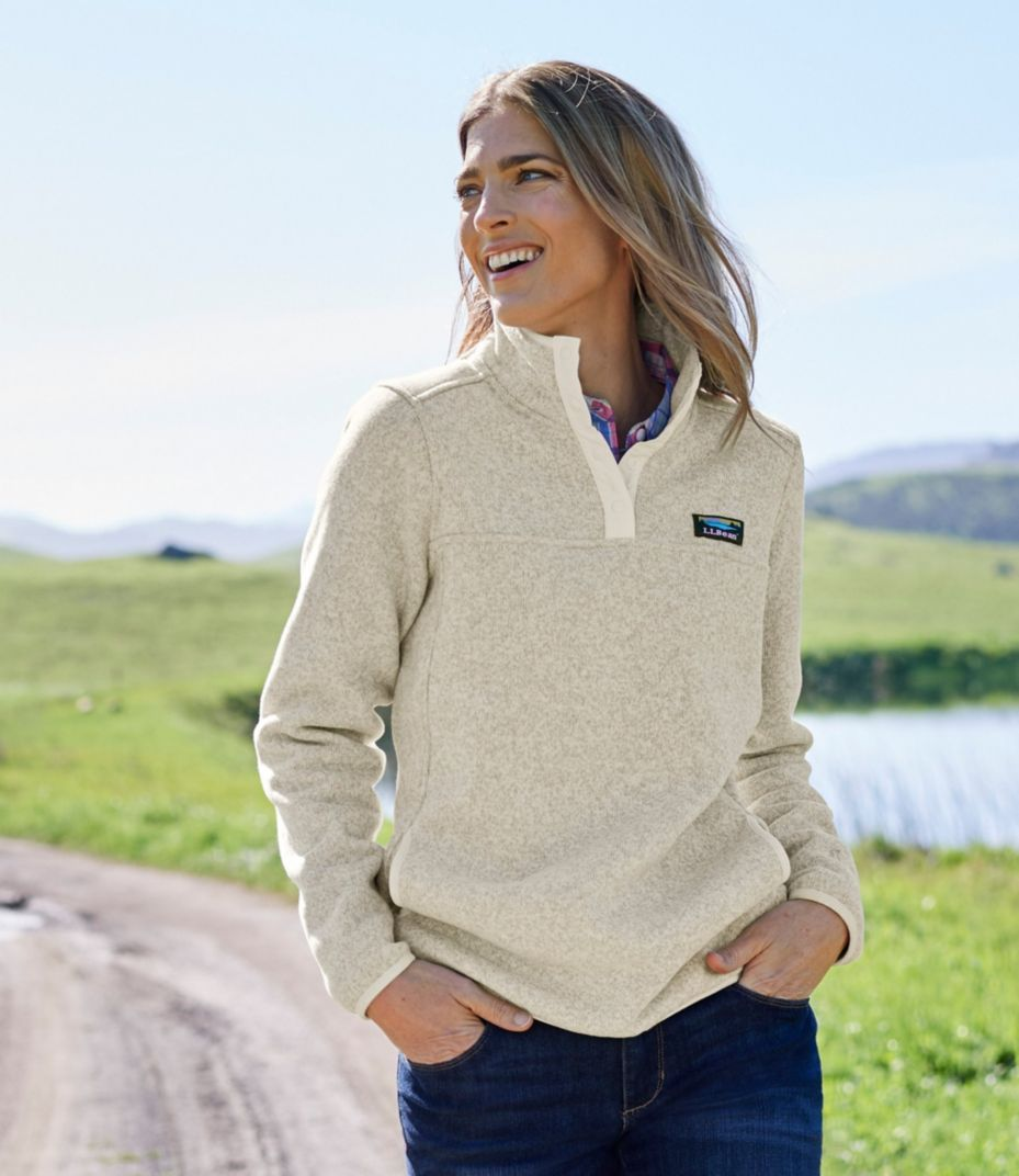 089b96626 L.L.Bean Sweater Fleece Pullover | I want in 2019 | Sweaters ...