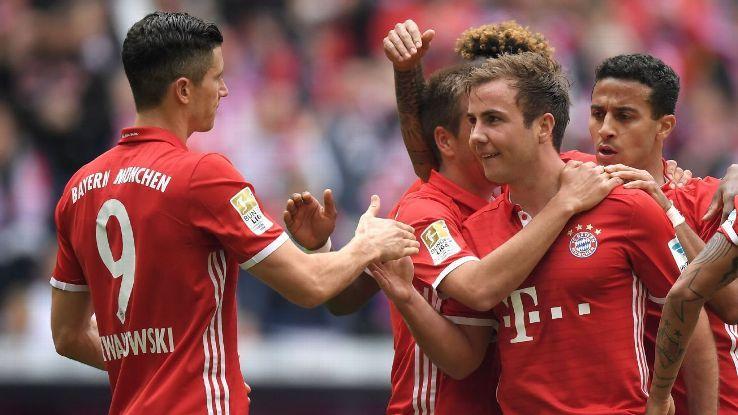 Bayern Munich Celebrate Bundesliga Title With Running Man Rendition Bayern Munich Bayern Soccer Team