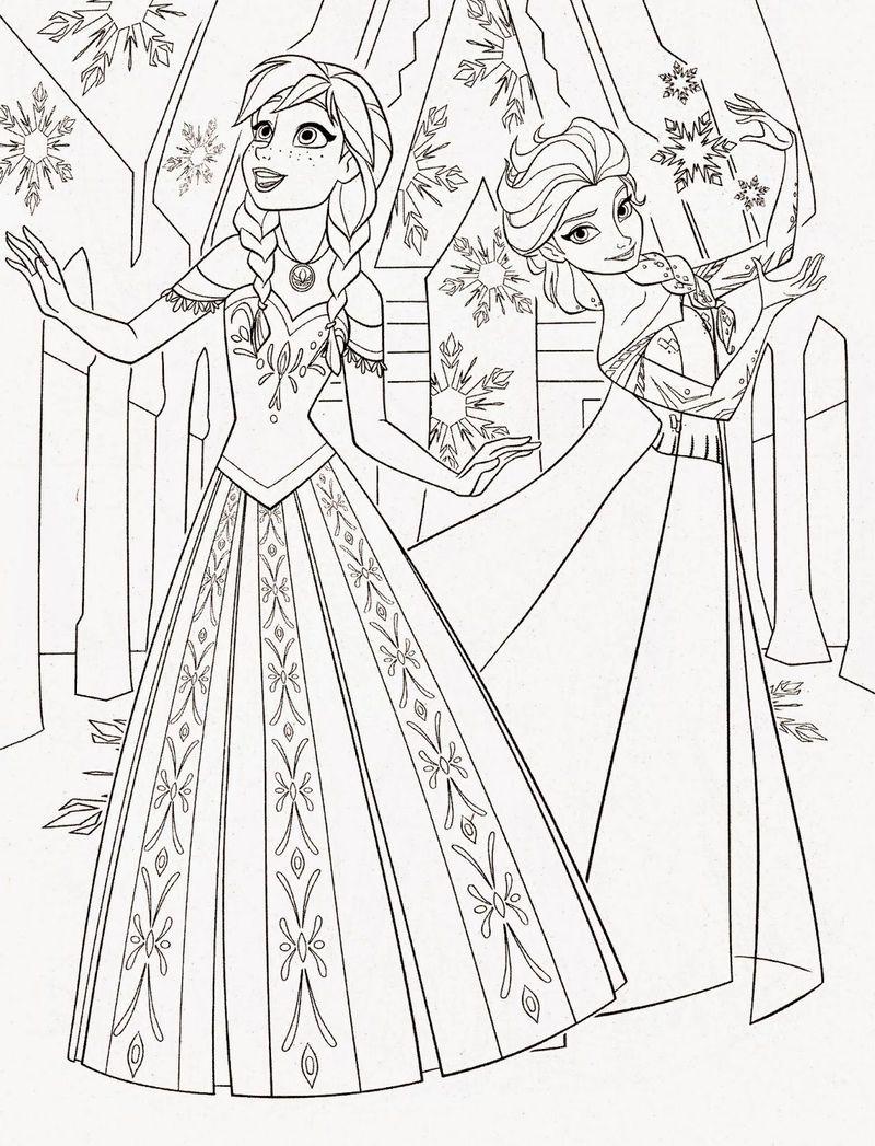 Frozen Disney Princess Coloring Pages Elsa Coloring Pages Frozen Coloring Pages Disney Princess Coloring Pages