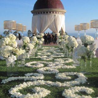 Wedding isle gorgeous