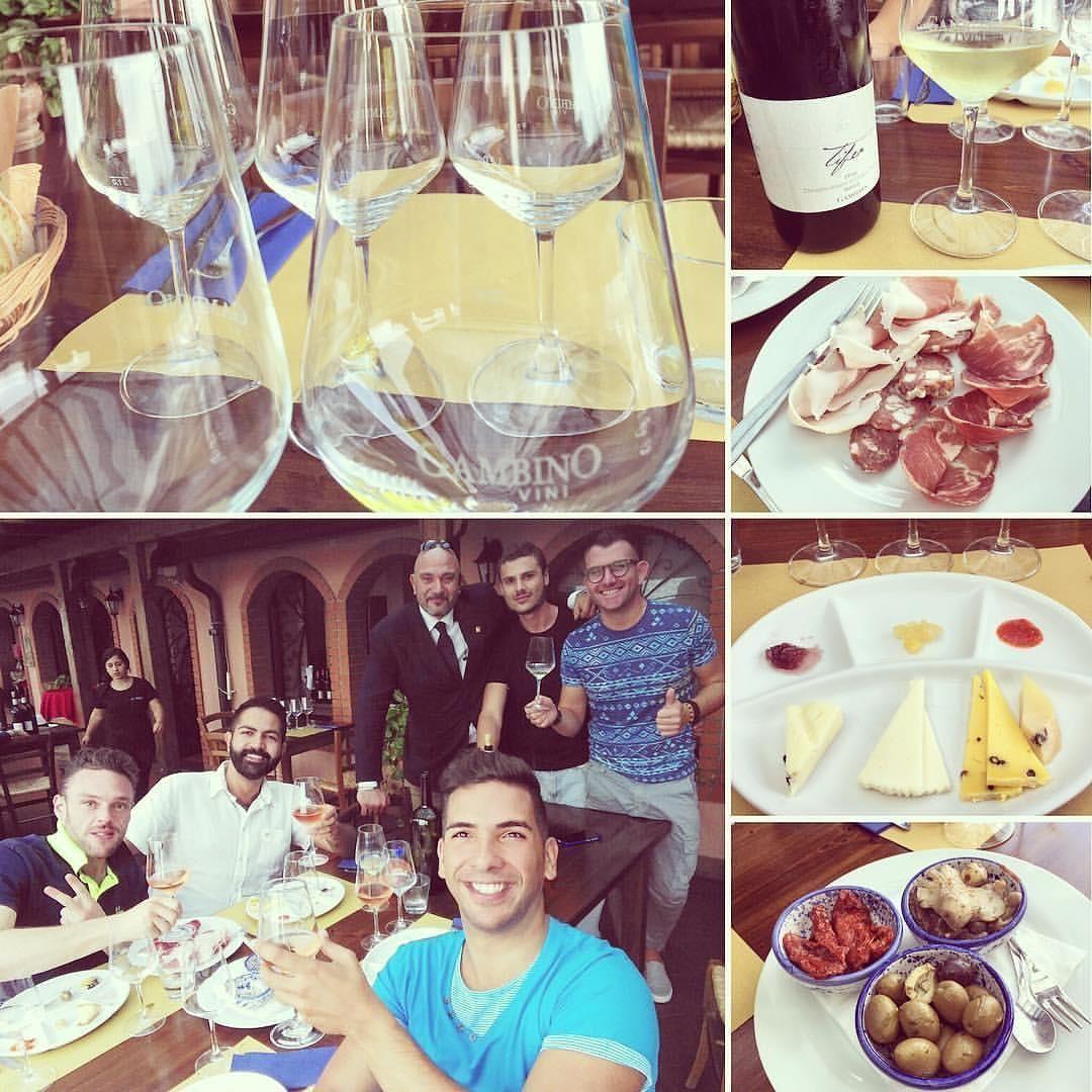 Degustazione improvvisata.  #Vini #Degustazione #Amici #GiornoLibero #Wines WineTasting Friends DayOff Sicily DiscoverSicily DayOff GambinoVini  #vino #wine #etna #winelover #instasicily #igsicilia #vineyard #sicily #winery #vigneto #winerytour #gambinovini #winetasting #winetourism #vinery #cellar #grapewines #whatsicilyis #igcatania #igsicilia #igsicilia #winemakers #ilovewine #wineoclock #grapevines  Degustazione improvvisata.  Vini Degustazione Amici GiornoLibero Wines WineTasting…