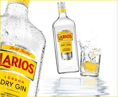 Gin Larios Un Clasico Malagueno Gin Bebidas Espirituosas Y