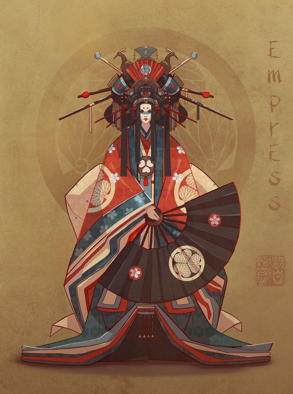 Servane Altermatt's submission on Feudal Japan: Th