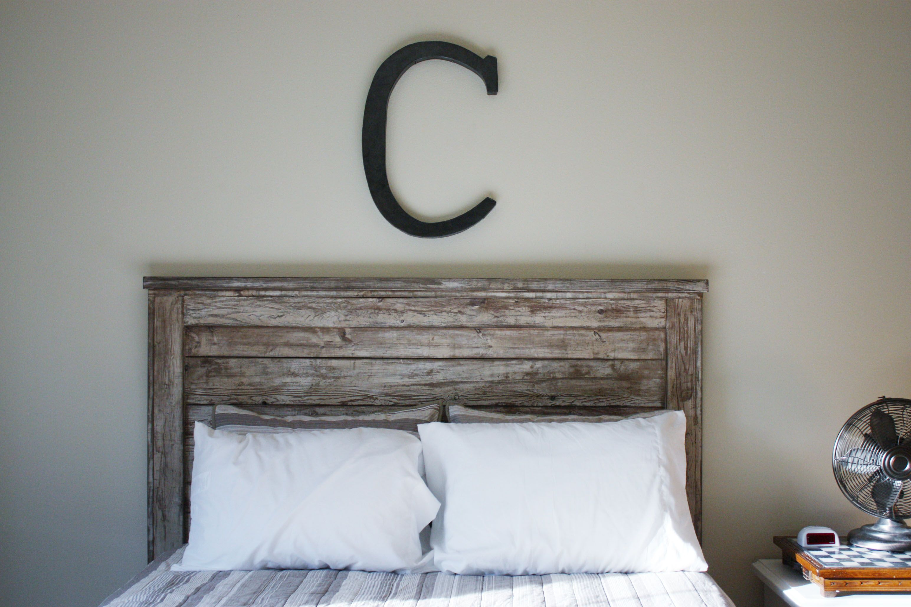 Rustic Headboard | Do It Yourself Home Projects From Ana White