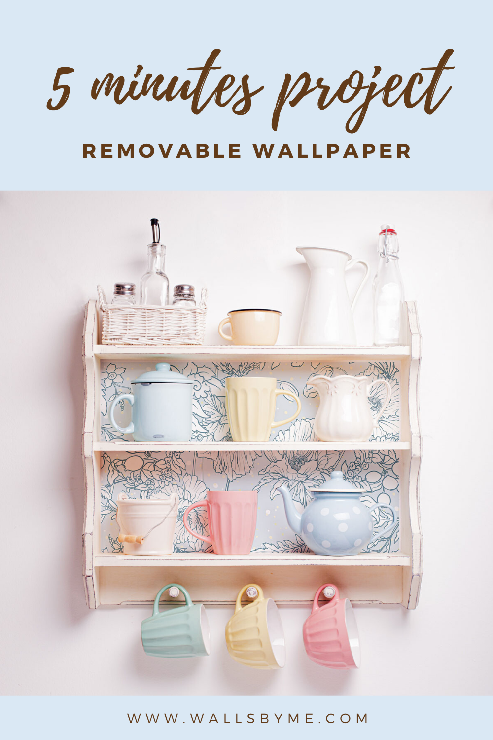 Beyond The Wall 5 Creative Uses Of Peel And Stick Wallpaper Peel And Stick Wallpaper Quick Diy Furniture Furniture Makeover Diy