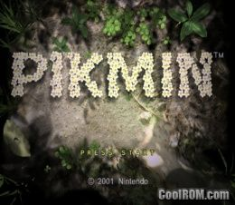 Pikmin ROM (ISO) Download for Nintendo Gamecube - CoolROM