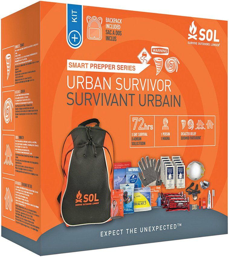 Adventure Medical Urban Survivor Kit AD1400 Emergency