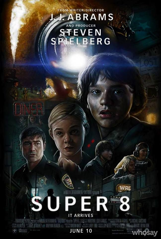 Super 8.  One of the best movies I have seen in a long time.  And I have watched a lot of movies.  It's not a must see, it's a must own.