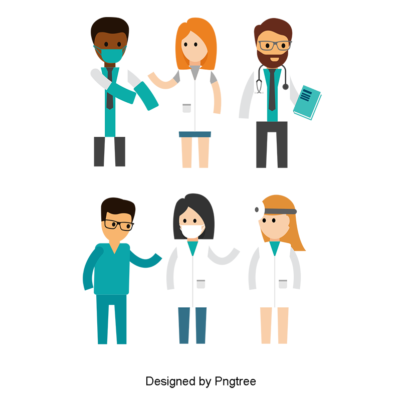 Health Care Nurse Flat People People Illustration Png Transparent Clipart Image And Psd File For Free Download Doctor Medical Medical Icon Health Care