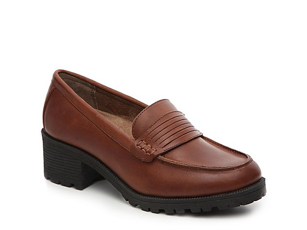 Women Newbury Loafer -Cognac · Fashion OutletCasual ShoesHandbags LoafersOutletsAdidasShoe ...