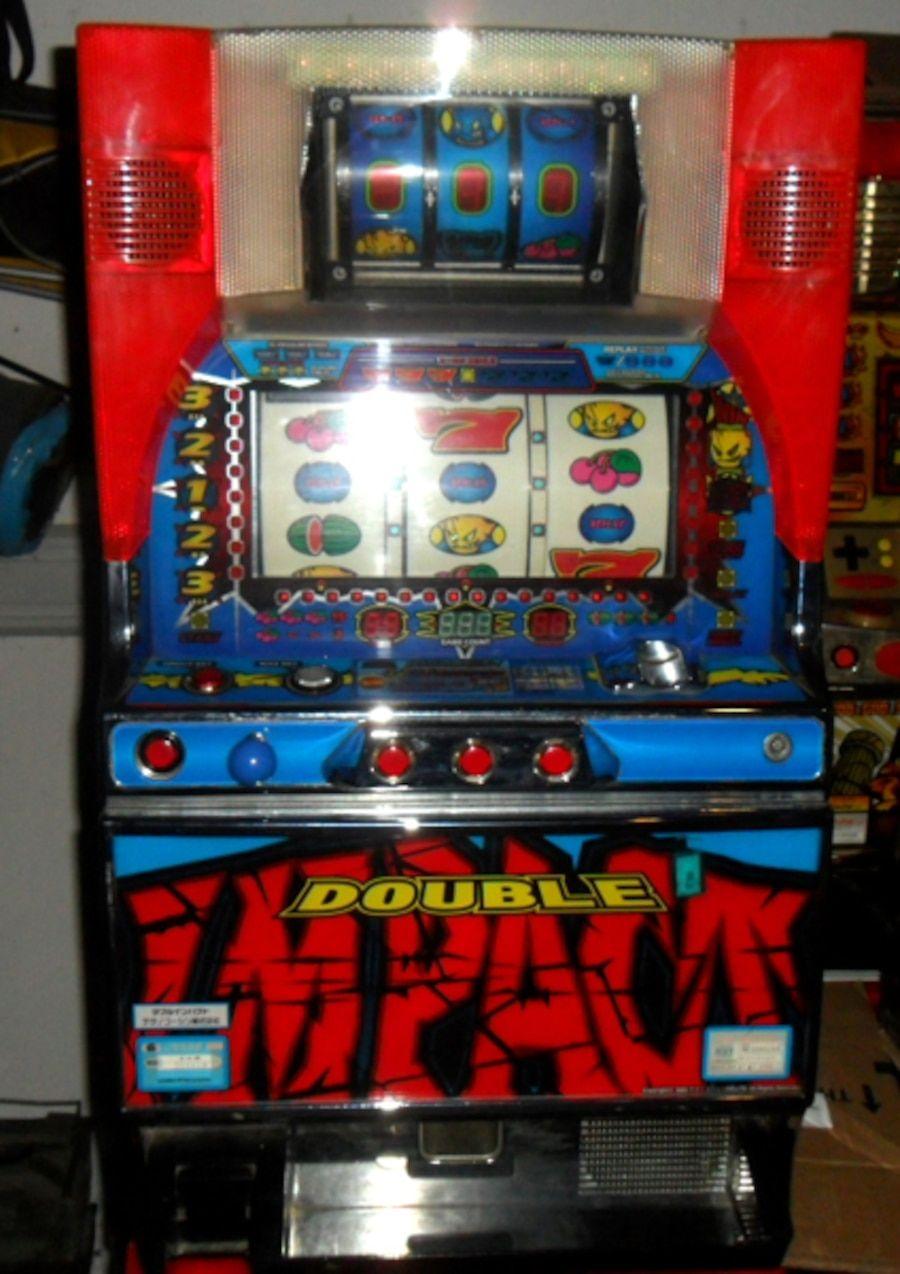 Hopper slot machine