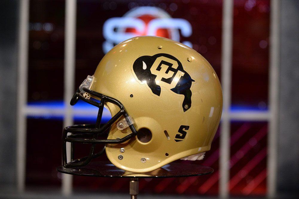 Cu helmet on espn at coaches on campus car wash football