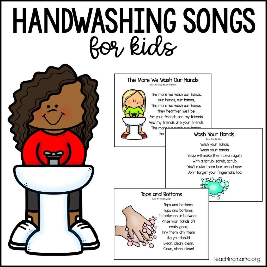 Handwashing Songs For Kids In