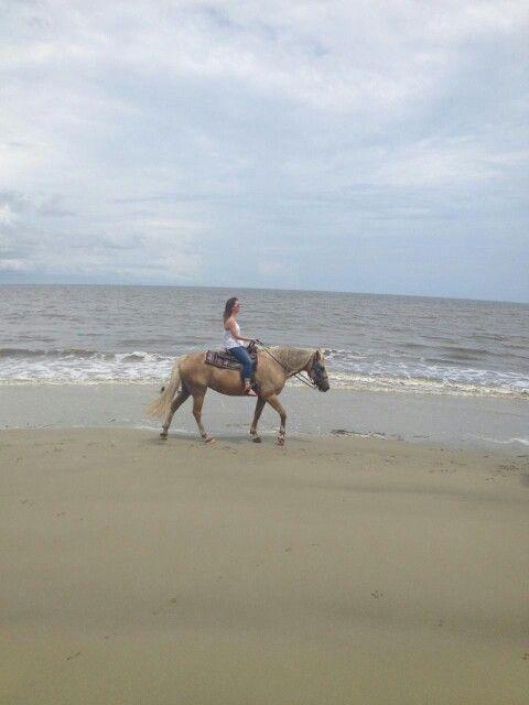 Horseback Riding Jekyll Island Georgia
