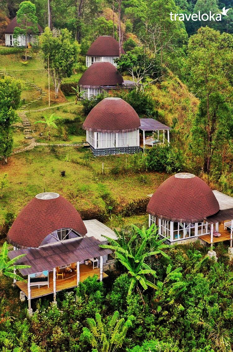 Manulalu Resort Gunung Ineire, Flores in 2020 Modern
