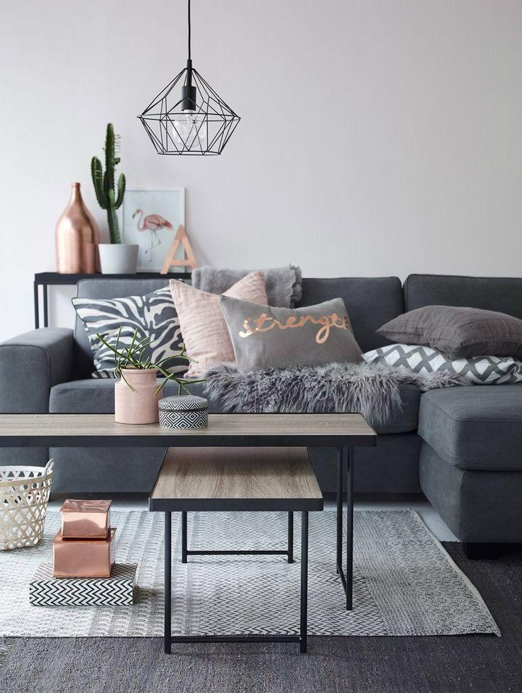 Grey Mustard Living Room Ideas