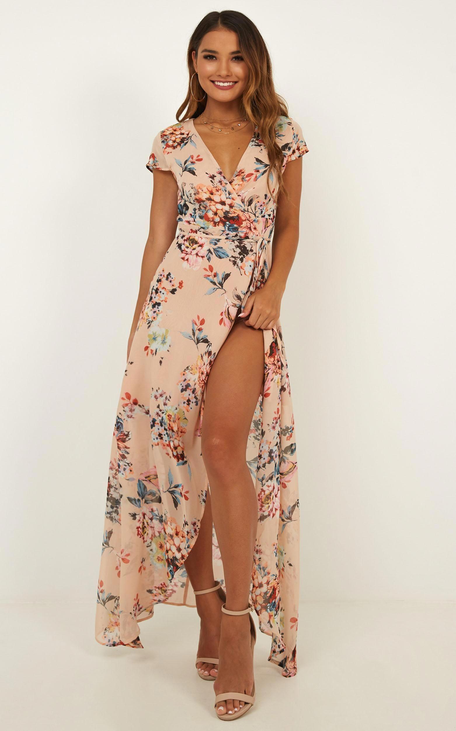 shop dresses #dresses in 20  Trendy dresses summer, Maxi dress