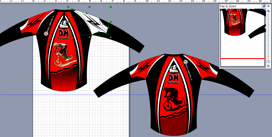 How To Design Cycling Jerseys Design Your Own Mountain Bike T