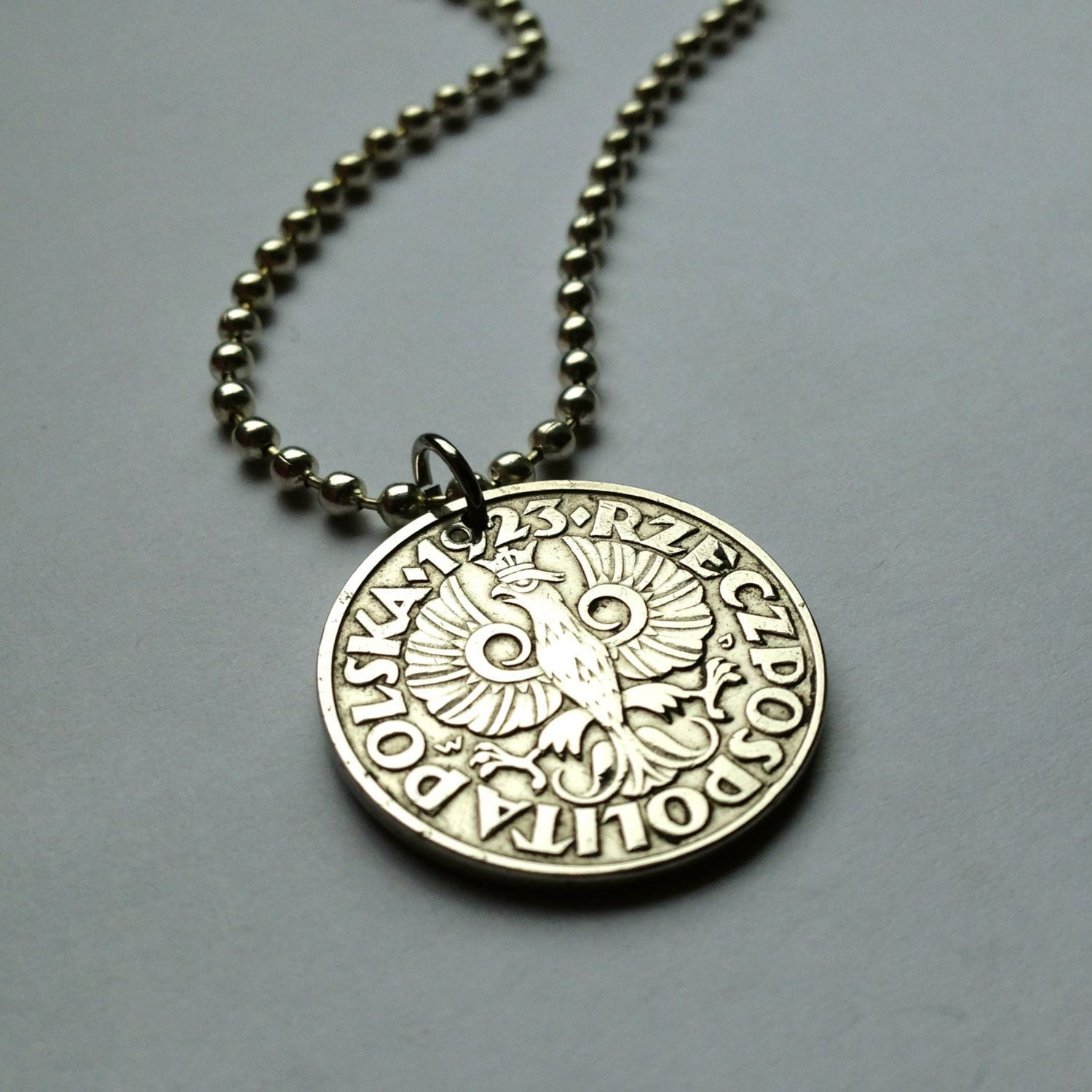 coin pin coins lockets currently crushes crushing necklaces on jewel and