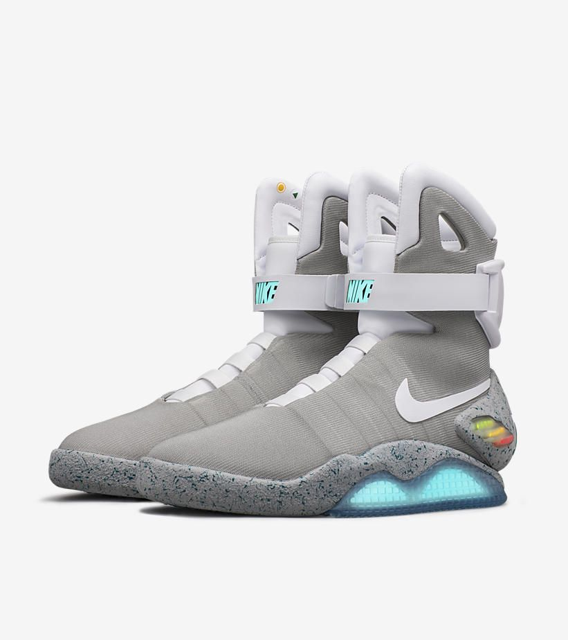 Chance To Win Back To The Future Nike S With Images Nike Air