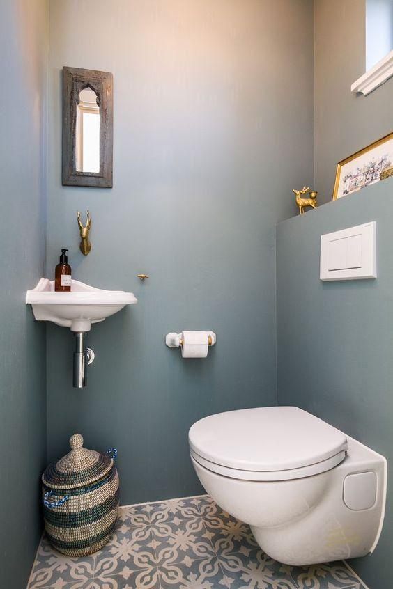 Photo of 20 Inspirierende Ideen zur Gestaltung einer Gästetoilette – Dekoideen