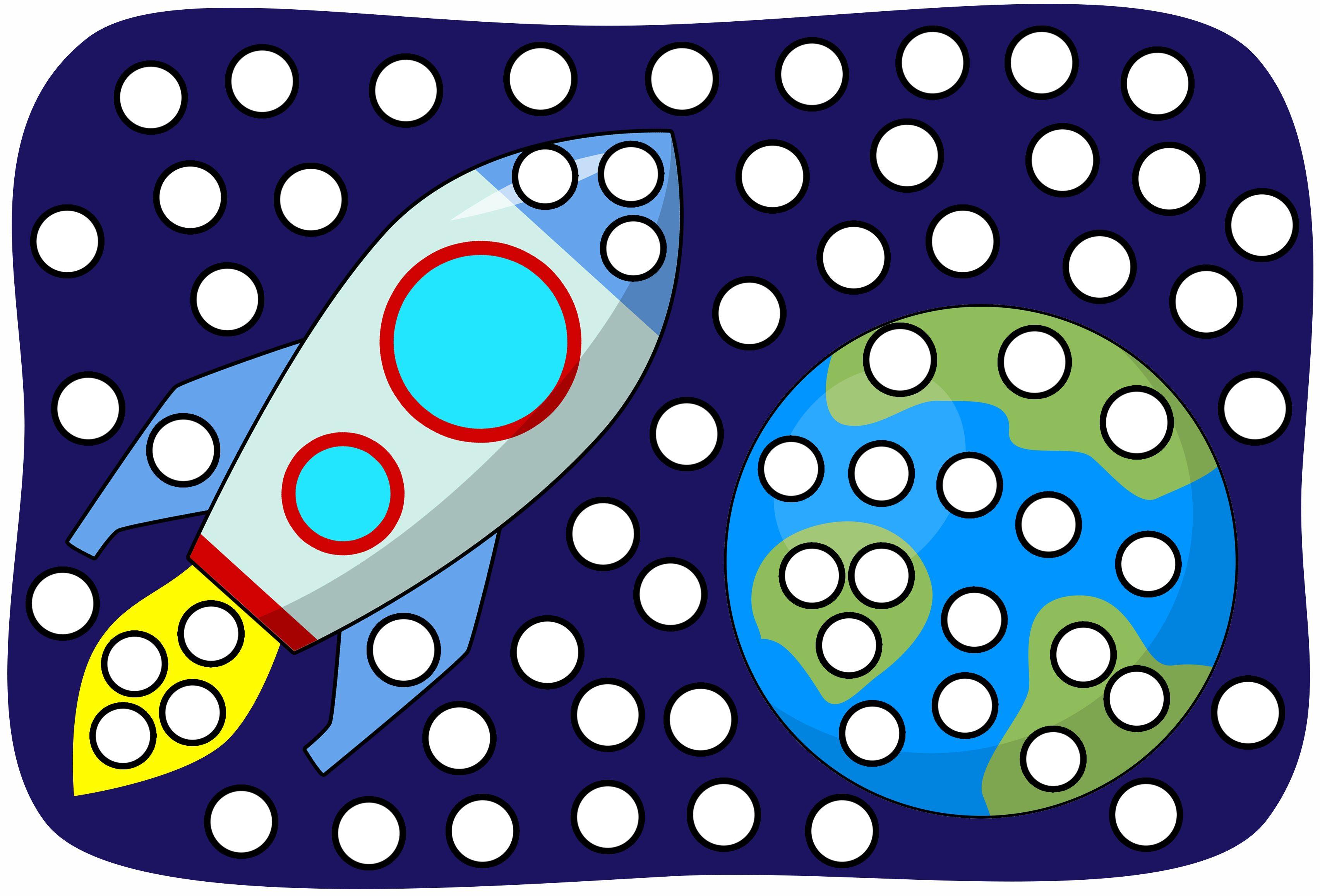 идеальное набор картинок раскрасок для пластилина или пальчикового рисования зимние заплатки вторичному авторынку