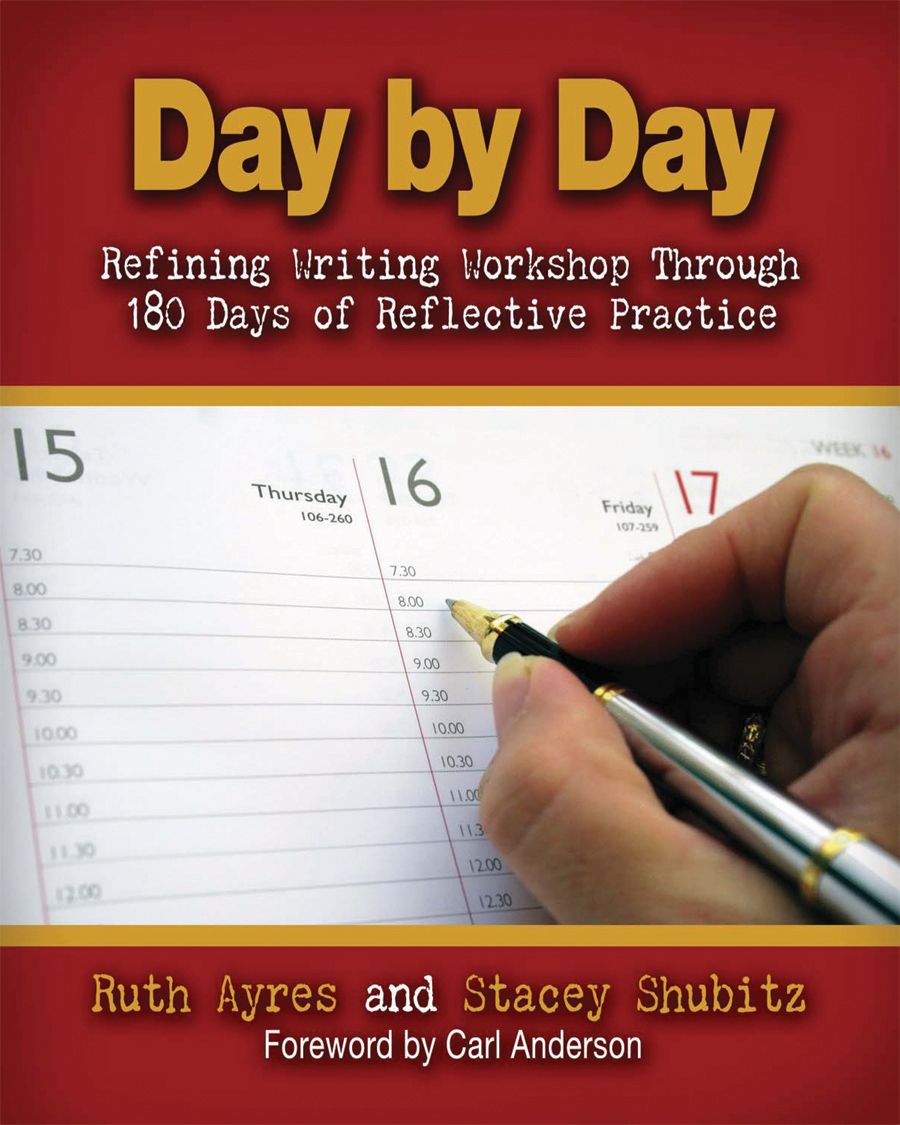Day by Day Stenhouse Publishers Writing